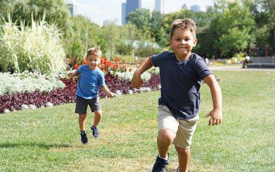 5 Healthy Activities to Keep your Kids Active this Spring Break
