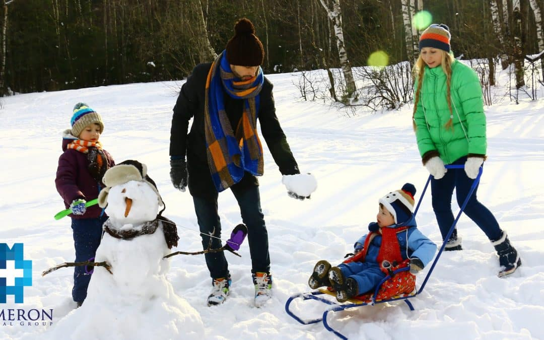 6 Ways to Keep Kids Active During Winter Months