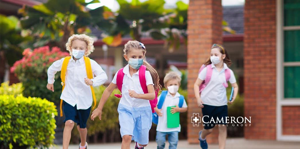 Healthcare Checklist for Back to School