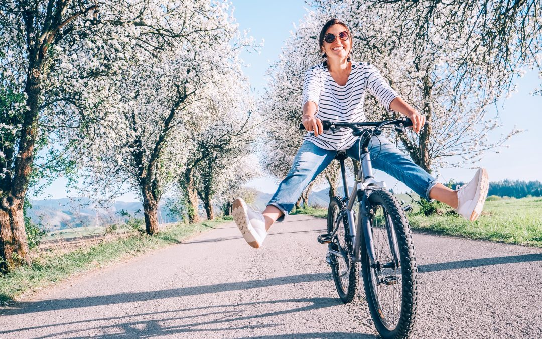 Top Tips for Getting Healthy This Spring