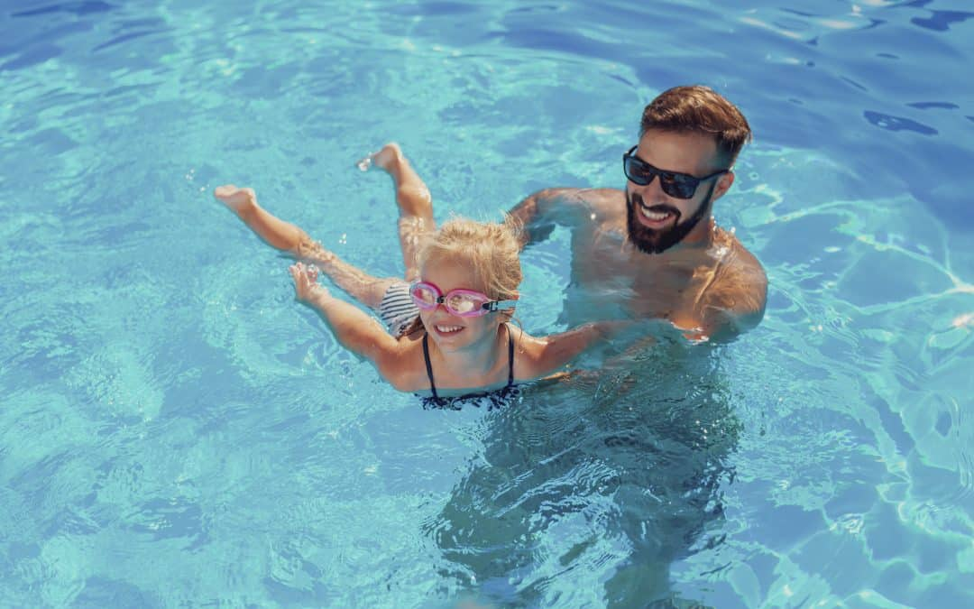 How to Keep Your Kids Safe at the Pool or Lake