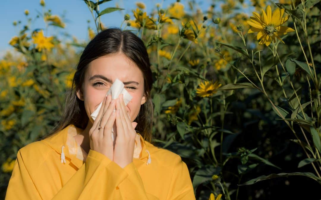 How to Reduce Your Allergies this Fall