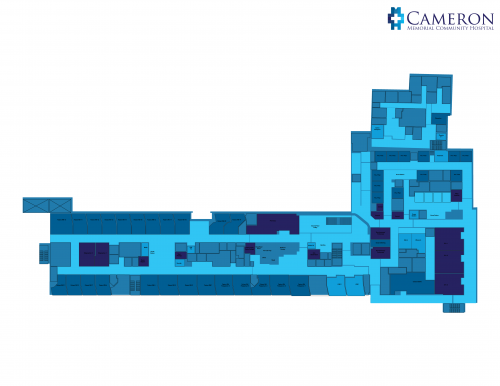 Cameron Hospital - 1st Floor